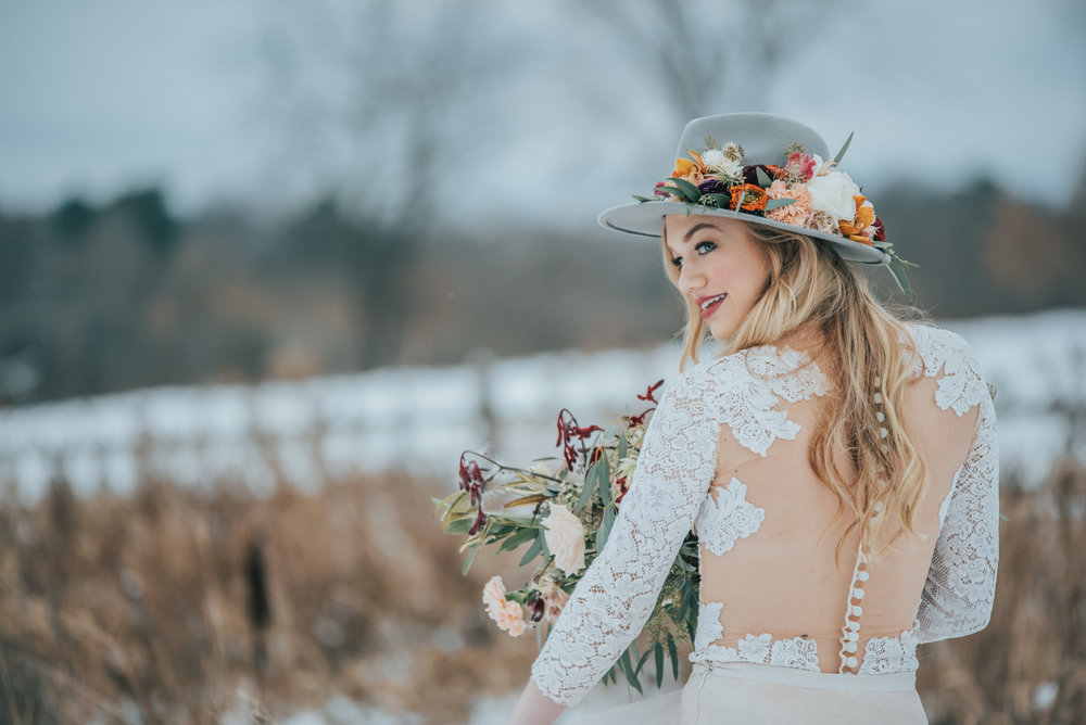 The Bride:  Mikayla