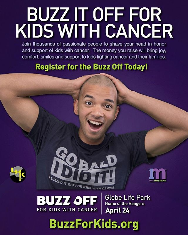 "Come out tomorrow Sunday April 24 to Globe Life park for the annual @buzzforkids Registration starts at 9a and the Buzz Off starts at 10a. Former Texas Ranger Ivan ""Pudge"" Rodriguez will be in the house. Come out and support this great cause. #cancersucks #LHK #OfficialFCDallasDjs #FCDallas #bassjunkies #breaks #bass #futurebass #breakbeats #housemusic #dubstep #futurehouse #trance #deephouse #realtrapshit #wub #trap #wubs #womp #rocktheparty #technics #pioneer #maschine #musicproducer #djlife #mix #bpm #musicproduction #nativeinstruments"