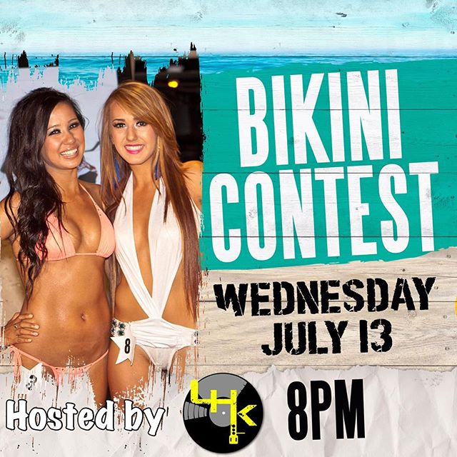 This Wednesday we will be out in Funky Town Ft. Worth at @ojoslocos_fw hosting the Bikini Contest 👀😜😎👙👙 We heard there is talent out there 💃🏽💃🏽