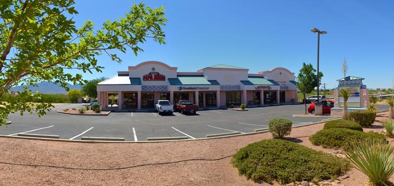 Pioneer Plaza                                                                Sierra Vista, AZ