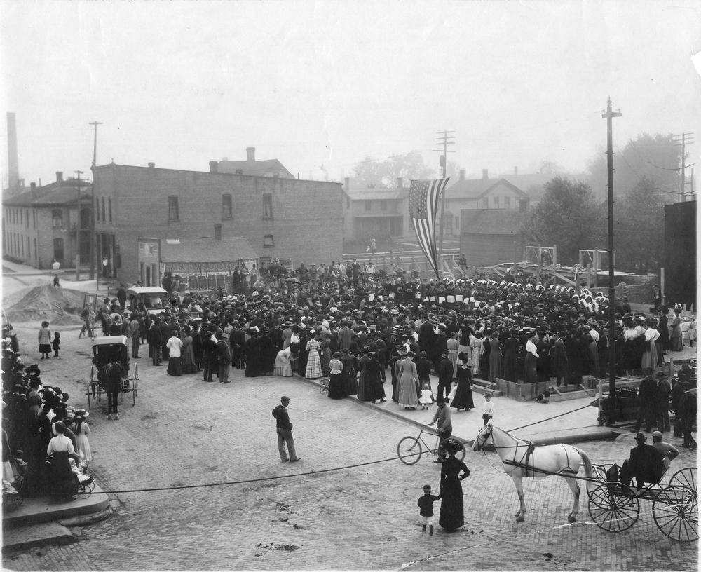 Masonic Groundbreaking