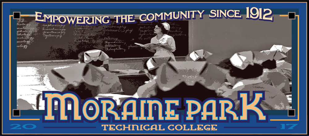 4. Project Leader: Dave Petri, Green Bay, Wisconsin Subject: Moraine Park Technical College Champion: Moraine Park Technical College Location: Ming's Launched in 1912 as a Continuation School, (above the elementary level enabling young people in trade or industry to continue their schooling) it operated until 1967 as a city institution funded by municipal tax dollars. The state of Wisconsin stepped in at that point mandating that all districts provide a facility for vocational, technical, and adult education. In 1989 the school received its current name.