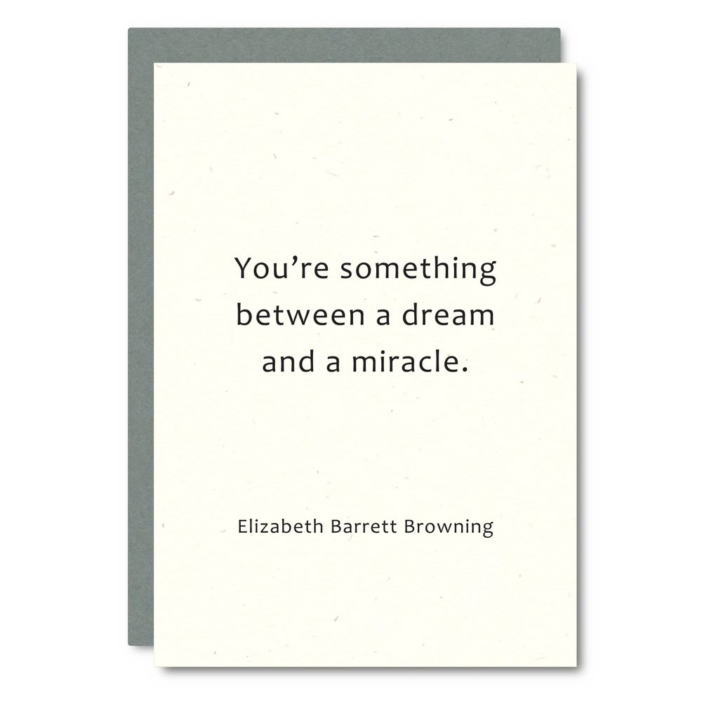 Browning Quote    Card - WL16    8x10 Print - WP01