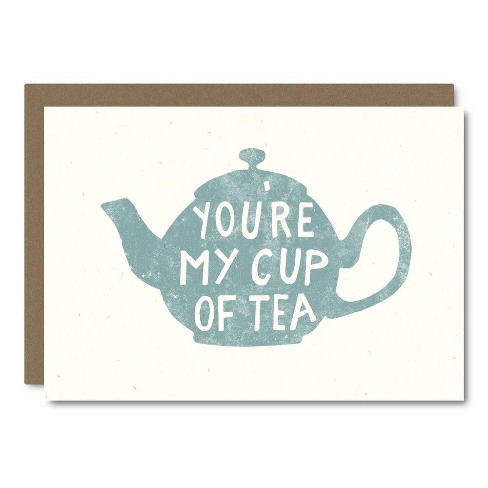 My Cup of Tea    Card - CC01