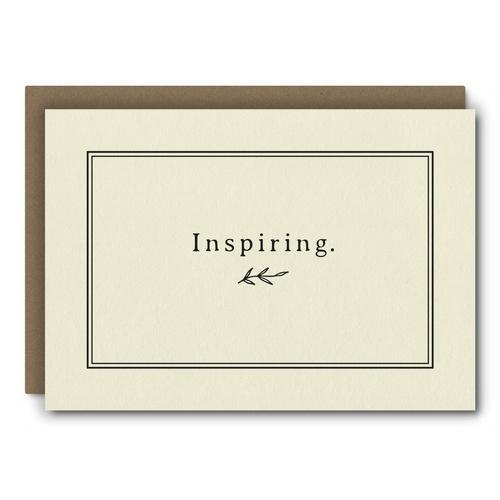 Inspiring    Card - AC13