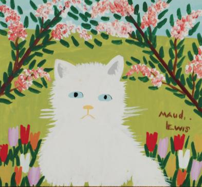 Maud Lewis - https://www.artgalleryofnovascotia.ca/maud-lewis