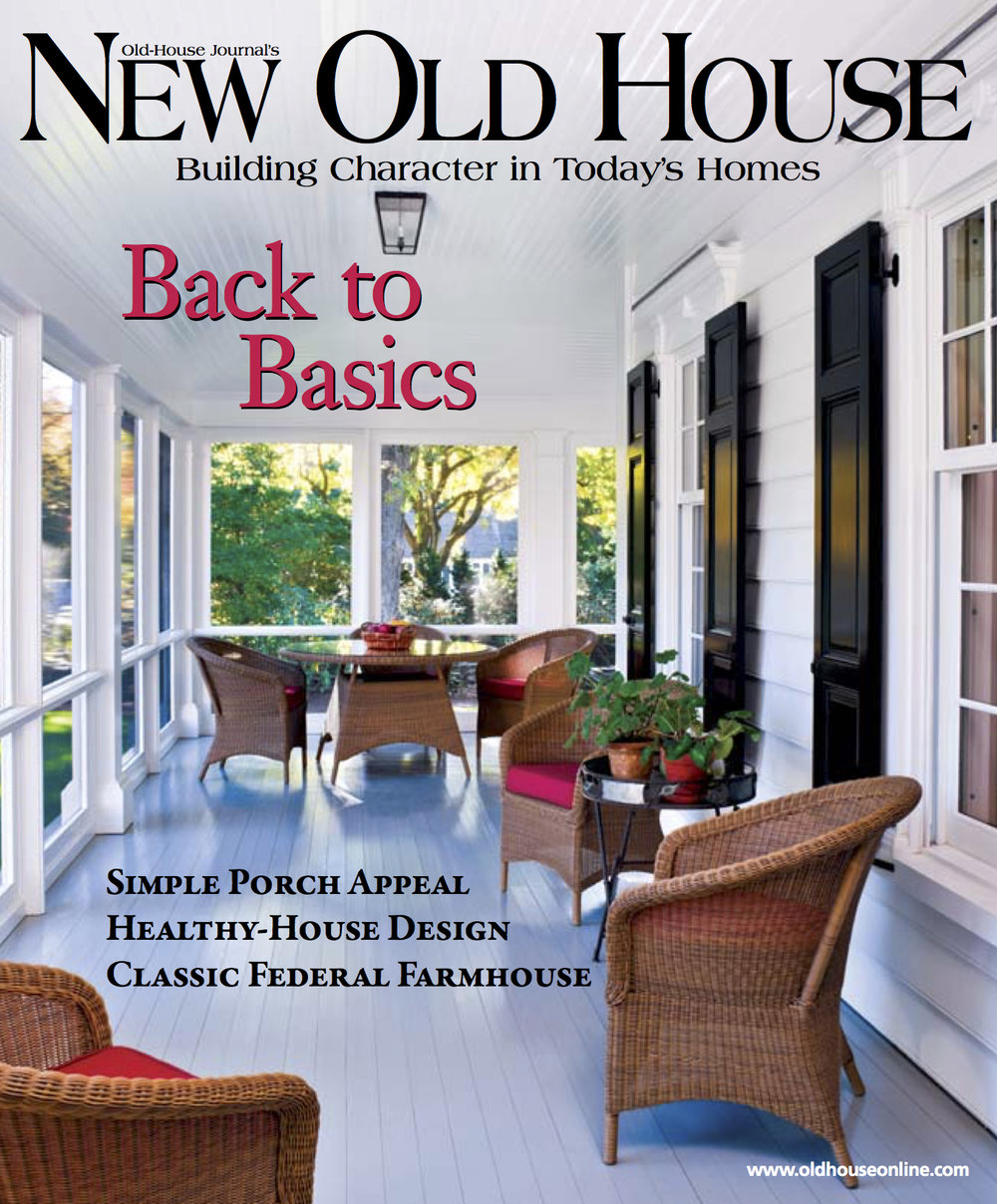 Feature Story for New Old House -
