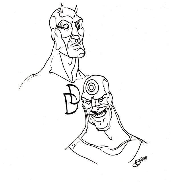 DD B&W