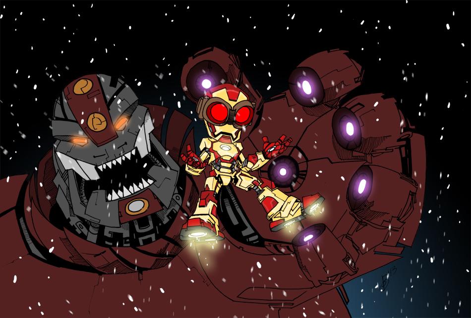 Iron Smash