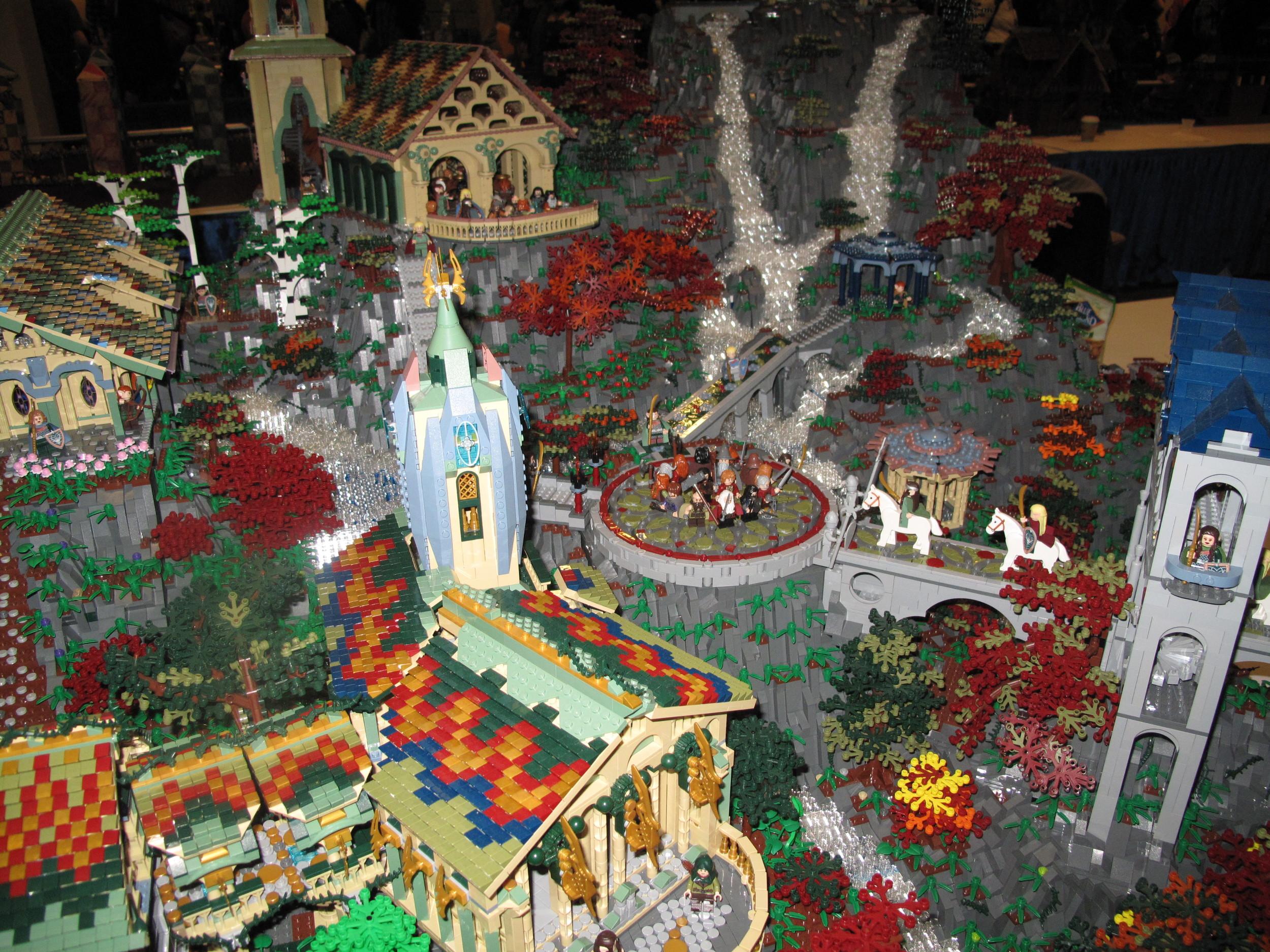 Lego ECCC 2