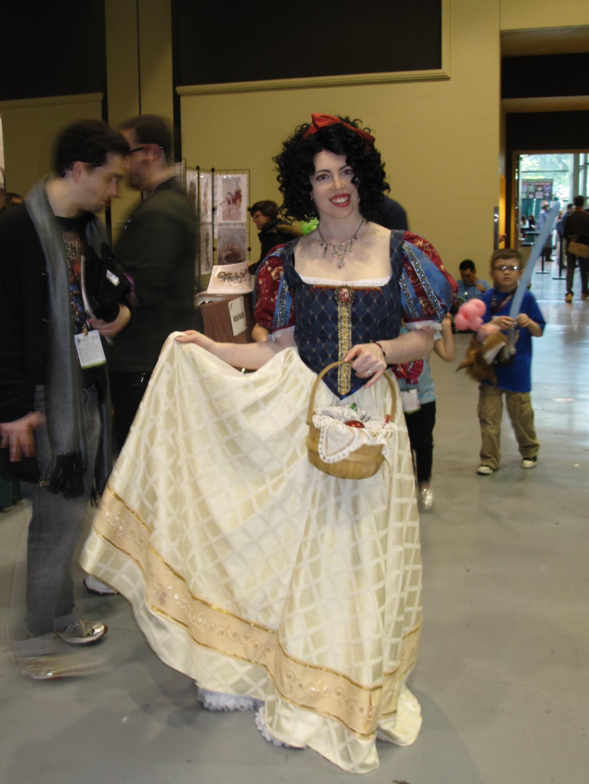 Snow White ECCC
