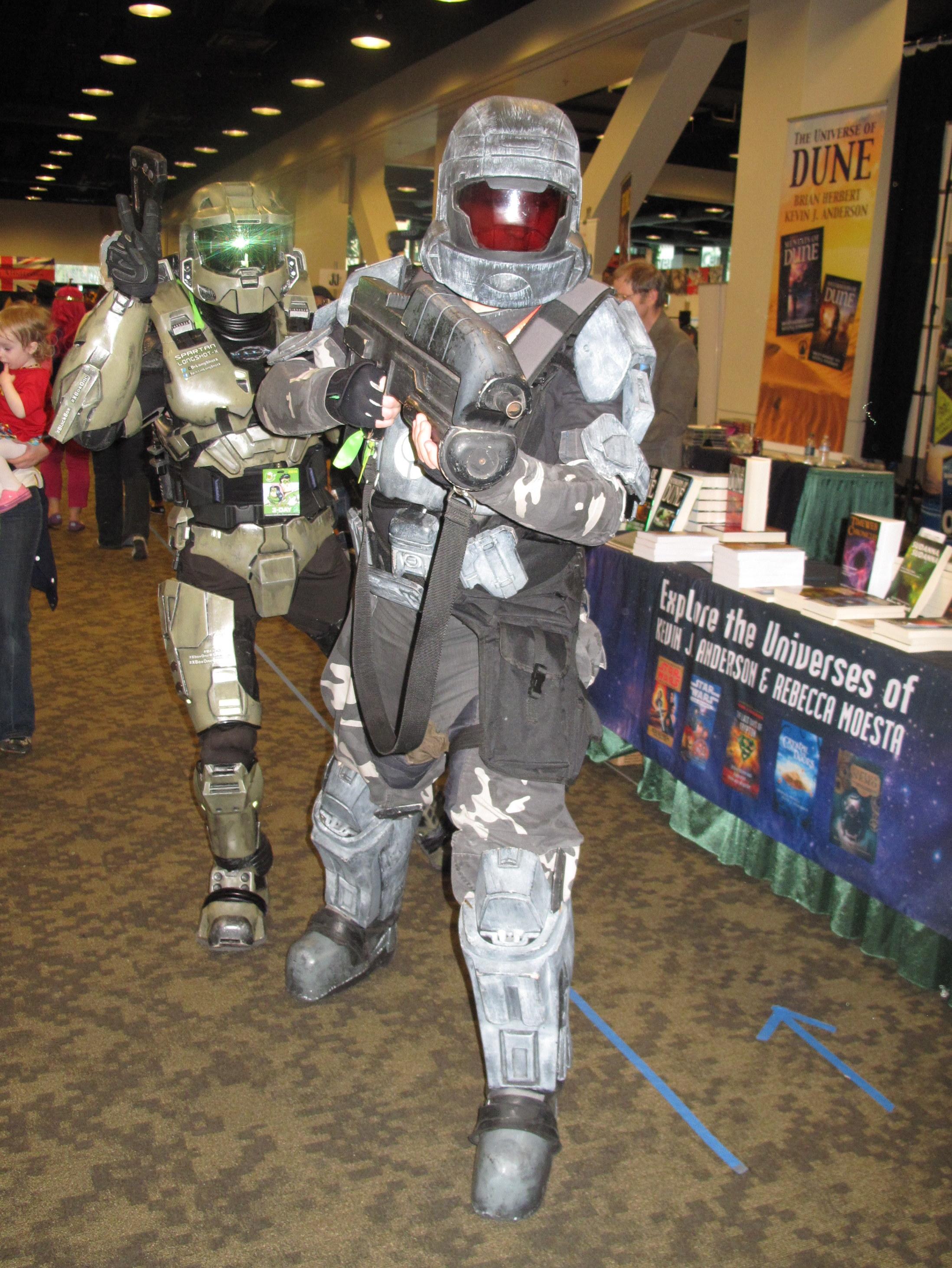 Halo 2 ECCC