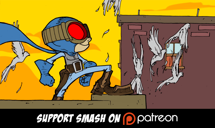 SUPPORT SMASH ON PATREON!