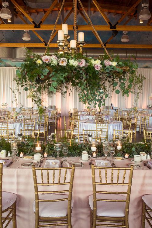 Reception — Fabloomosity Floral Atelier Edmonton Florists
