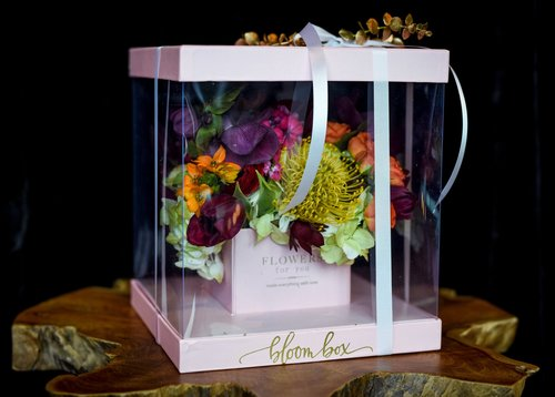 Edmonton florists edmonton wedding flowers banff wedding bouquets vista series bloom box square mightylinksfo