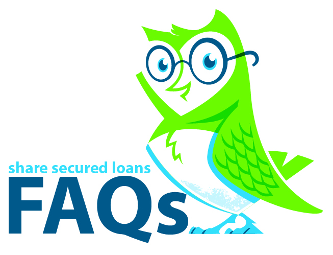 FAQs about Share Secured Loans image