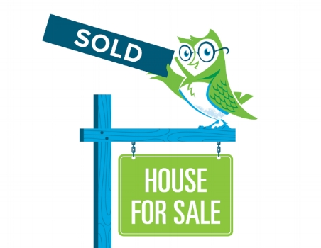 DP realty sign image