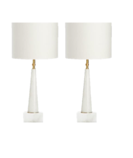 Same lamps in both storyboards - these were already a great price and so stunning!!!