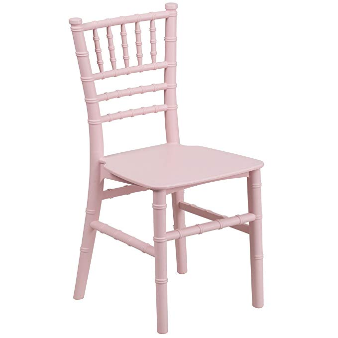 Blush Pink Chiavari Child's Chair