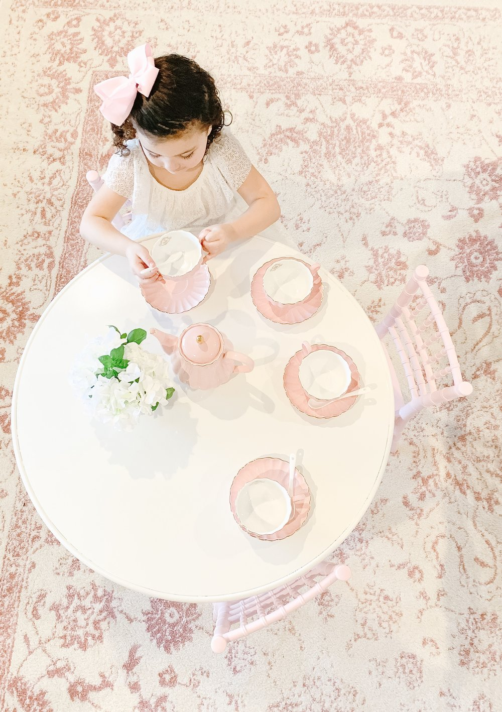 The Sweetest Tea Party -