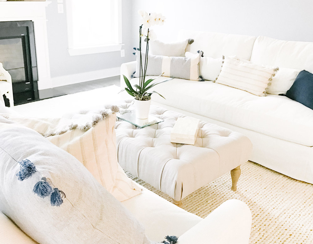 Shop Our Living Room -