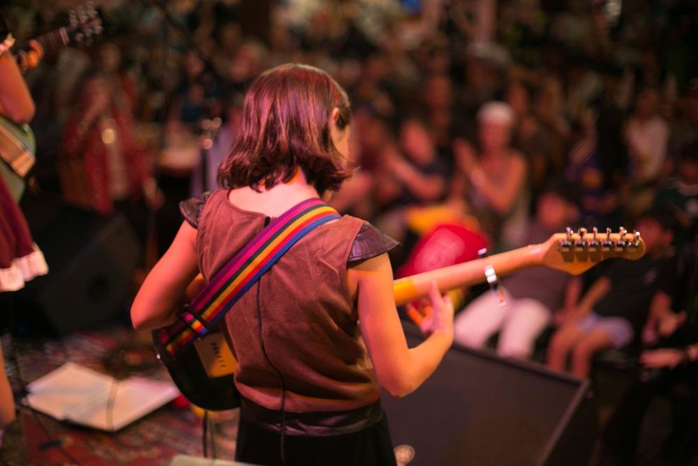Cori, guitar