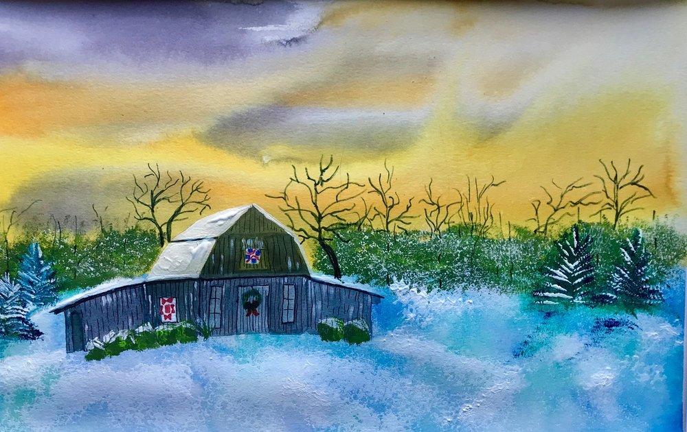 KA Farm Barn