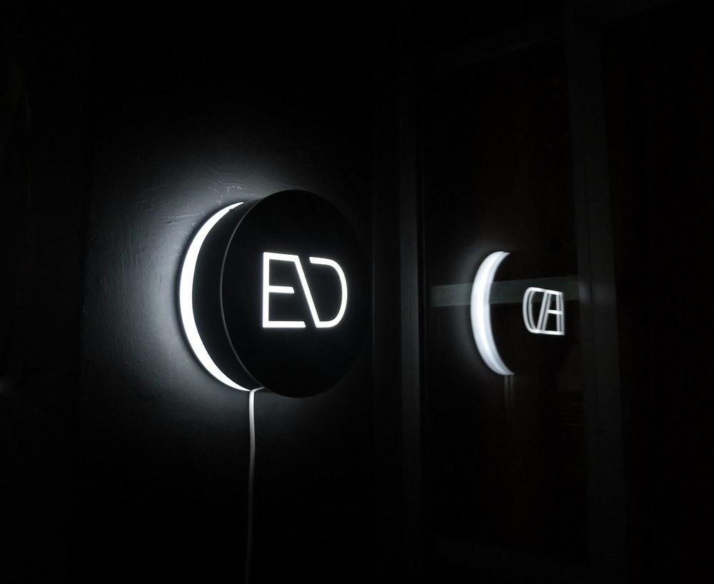 New corporate identity for essencedesign © essencedesign