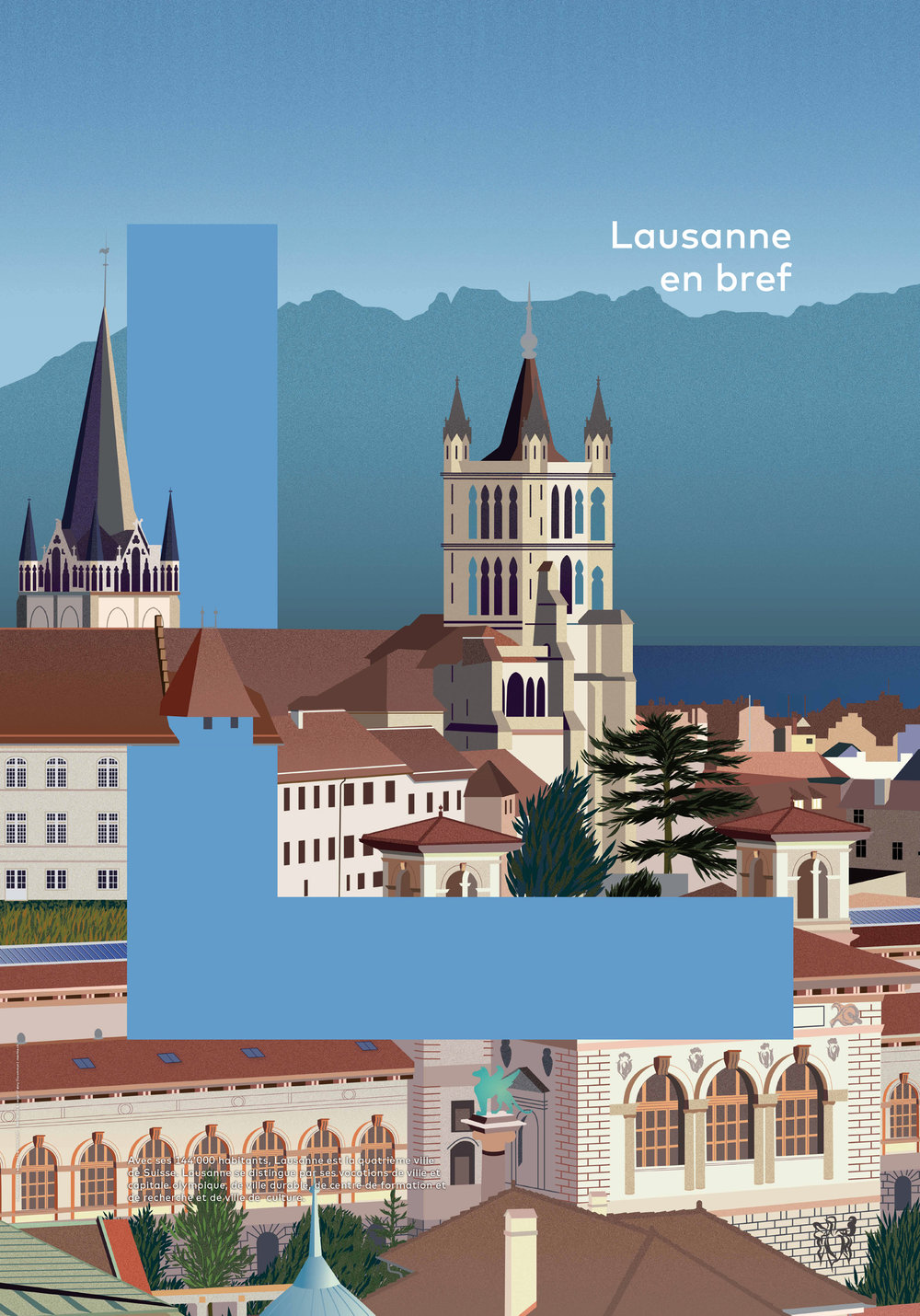 Ville de Lausanne Projet Lausanne à Marseille © fannyducommun