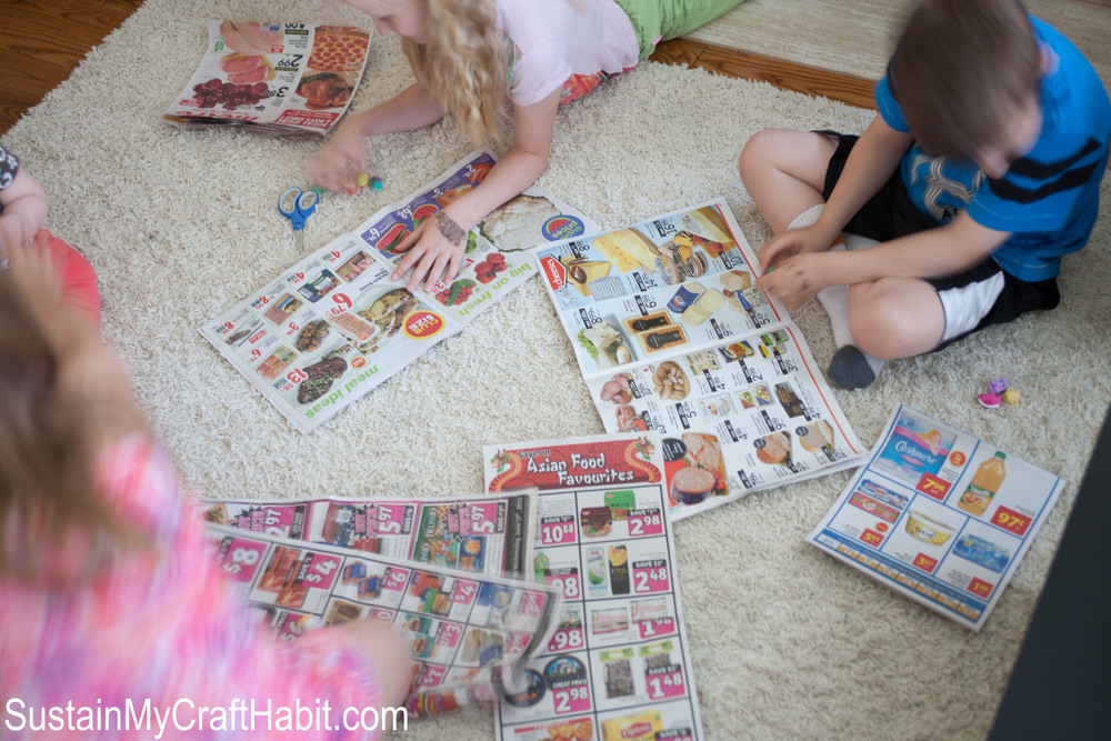 Five Math Games with Shopkins Idea. These little characters are pretty cute on their own and the latest craze in schools. Leverage your kids interest in them to teach lessons about math, money and life. With some grocery store flyers and scissors you'll be creating and comparing shopping lists in no time! #education #STEM SustainMyCraftHabit.com