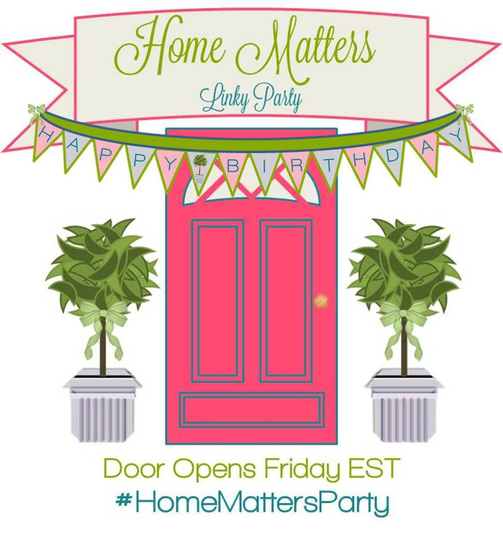Home Matters Party #50 #linky #blogging- SustainMyCraftHabit.com