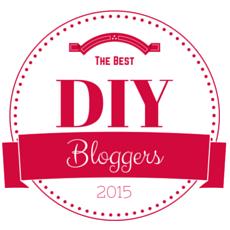 Surveybee.net Best DIY Bloggers 2015 - SustainMyCraftHabit.com