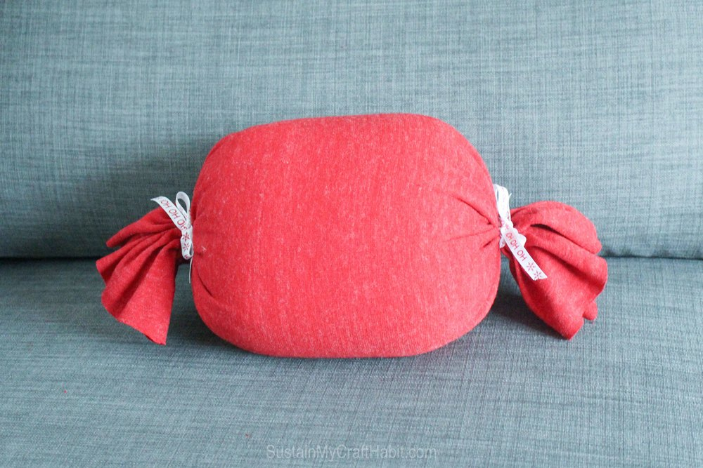 DIY No-Sew Sweet Candy Throw Pillow - great handmade gift idea - SustainMyCraftHabit-1870.jpg
