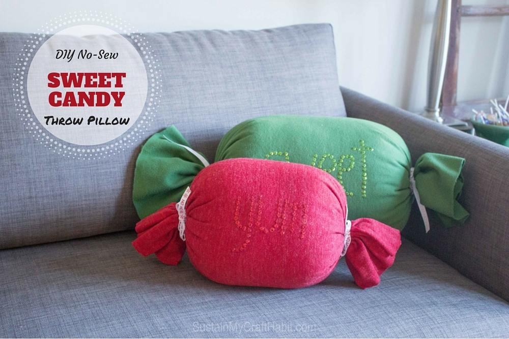 DIY No-Sew Sweet Candy Throw Pillow - great handmade gift idea - SustainMyCraftHabit-2046-2.jpg
