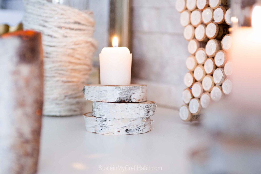 Nature-made lighting decor - beach found birch bark votive holder - SustainMyCraftHabit-9432.jpg
