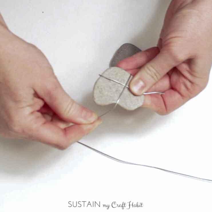 Heart of stone rustic DIY mobile - SustainMyCraftHabit-3.JPG