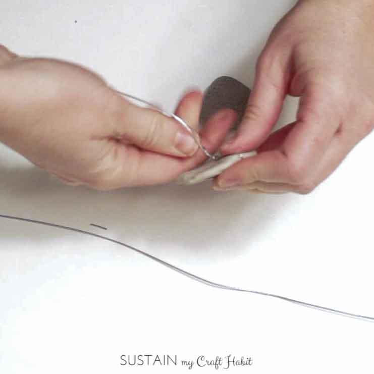 Heart of stone rustic DIY mobile - SustainMyCraftHabit-7.JPG