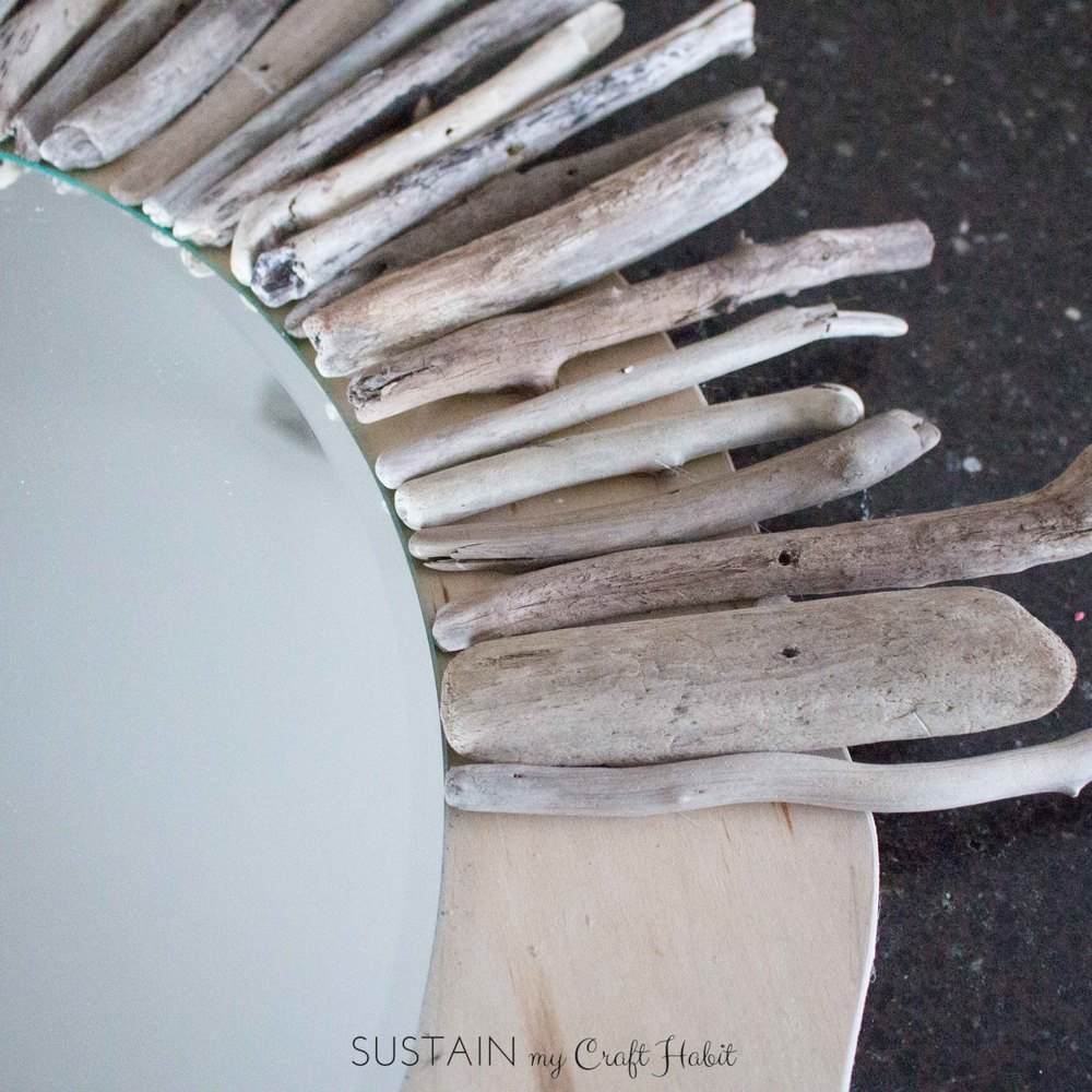 DIY driftwood starburst mirror - SustainMyCraftHabit-2914.JPG