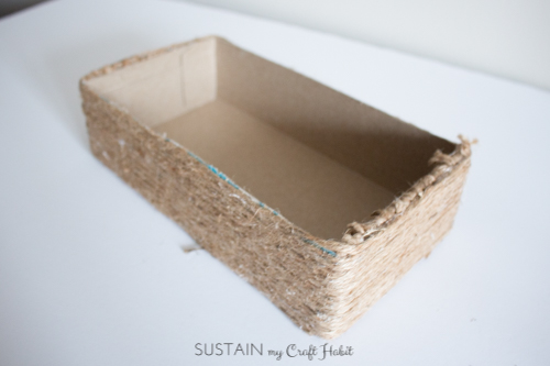 DIY tissue box covers