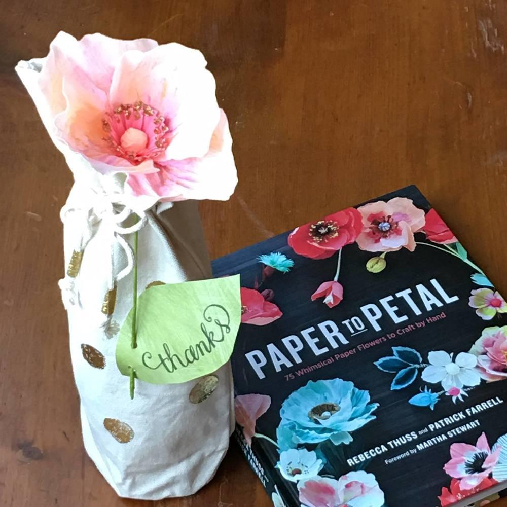 Floral gift bag Lorrie Everitt Studios.jpg
