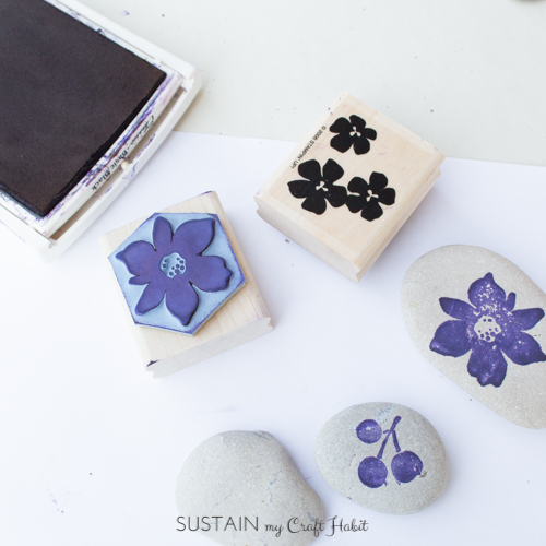 How to make stamped stone paper weights-5290.jpg