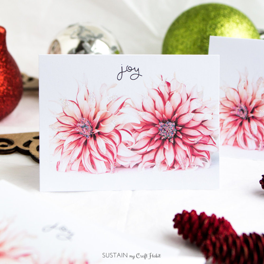 DIY Floral Christmas Cards Red and White-2686.jpg
