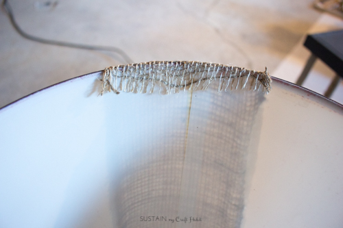 Neutral lamp makeover with burlap shade - Sustain My Craft Habit-8865.jpg