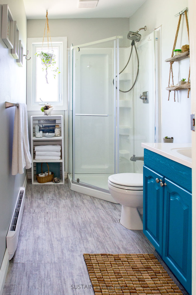 How To Tile A Bathroom Floor Video How To Install Vinyl Plank Flooring Allure Isocore Video Tutorial