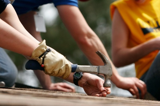 Service Projects - Upcoming one-time event service projects for which you can sign up