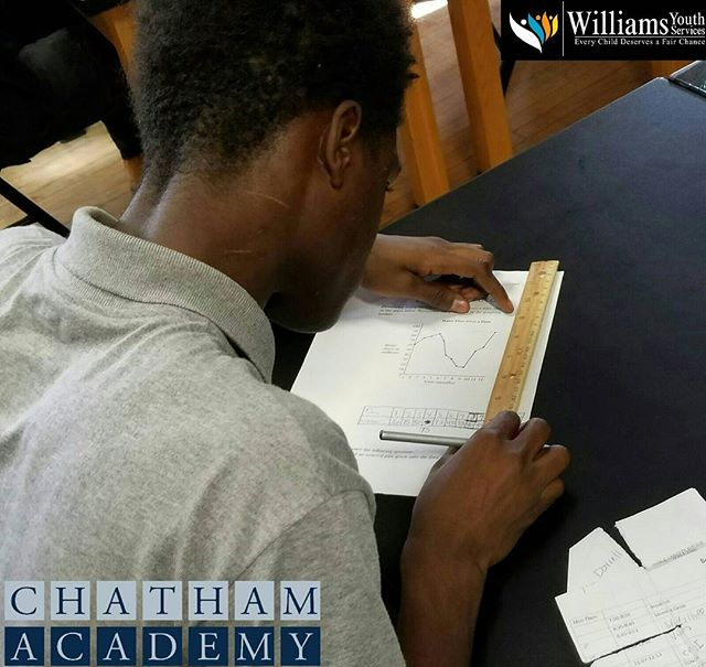 Whether they choose to go or not, they'll be prepared for college and accepted into 6 before they graduate from the halls of #chathamacademy #cahstitans #1alternativeschool