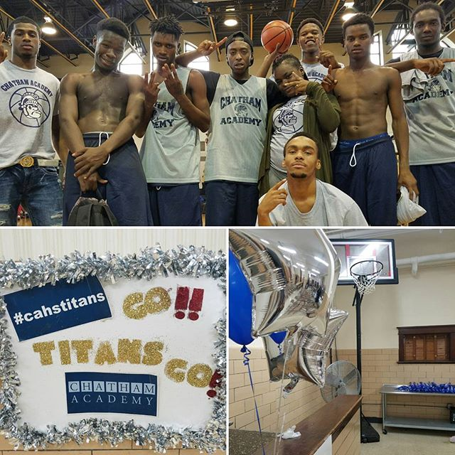 #chathamacademy Pep Rally 2016  #Chicago - We are the #cahstitans of #chathamacademy #highschool by #nonprofit #williamsyouthservices #blackowned#alternative#charter#school#second#chance#education#18credits#young#urban#teen#student#city#kids#graduation#southside#westside#eastside#community#yccs