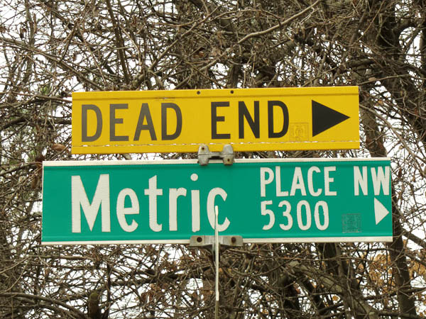 Street Sign Wisdom
