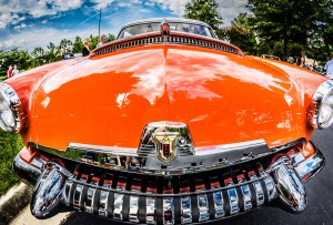 Big Orange Mercury