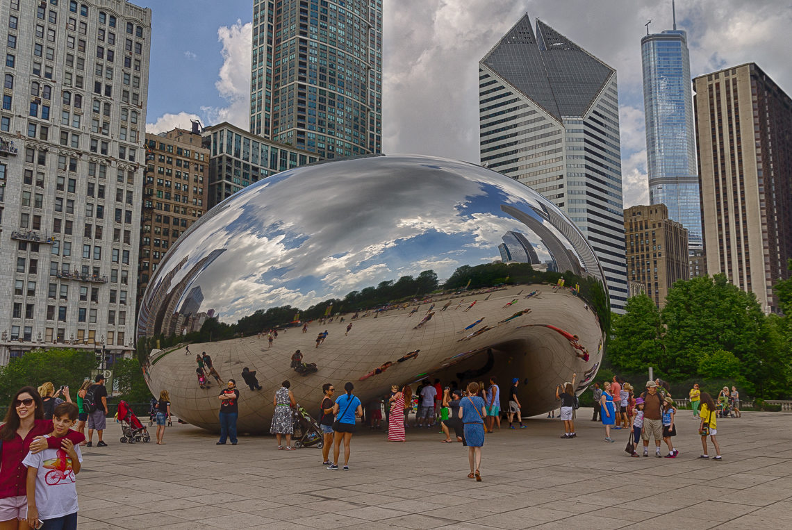 The Bean In HDR